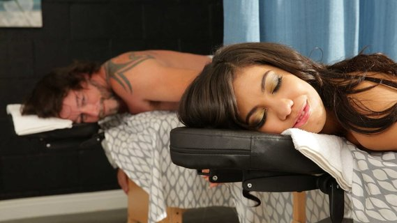 Gia Milana in Conscious Uncoupling Massage. Check out Gia Milana in Conscious Uncoupling Massage on FRPRN.com