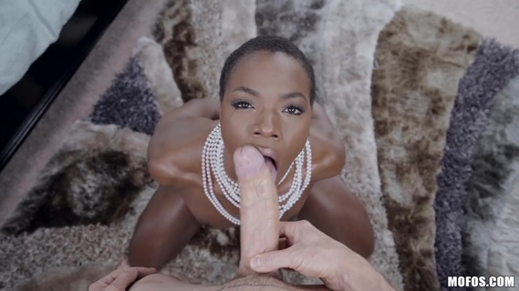 Brutal boy manages to fool around with black girl Ana Foxxx. Check out Brutal boy manages to fool around with black girl Ana Foxxx on FRPRN.com