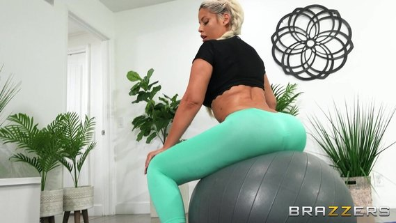 Bridgette B in Stuck Between Anal And A Workout. Check out Bridgette B in Stuck Between Anal And A Workout on FRPRN.com