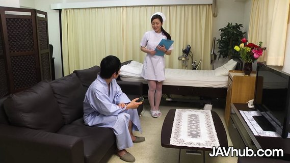 Maria Ono in Japanese Nurse Maria Ono Fucks her Patient. Check out Maria Ono in Japanese Nurse Maria Ono Fucks her Patient on FRPRN.com
