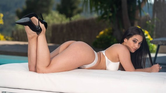 Ginebra Bellucci in Ginebra Bellucci Enjoys Poolside Interracial Anal. Check out Ginebra Bellucci in Ginebra Bellucci Enjoys Poolside Interracial Anal on FRPRN.com