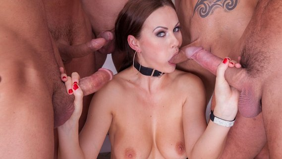 Tina Kay in Tina Kay Gangbang Part 2. Check out Tina Kay in Tina Kay Gangbang Part 2 on FRPRN.com