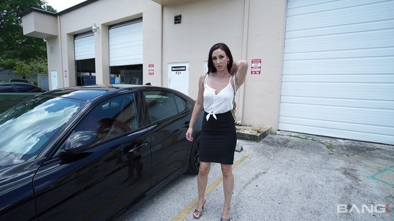 Artemisia Love in Artemisia Love Gets A Luxury Rental Car And A Hard Dicklashing. Check out Artemisia Love in Artemisia Love Gets A Luxury Rental Car And A Hard Dicklashing on FRPRN.com