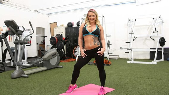 Cali Carter in Cali's Special Workout. Check out Cali Carter in Cali's Special Workout on FRPRN.com