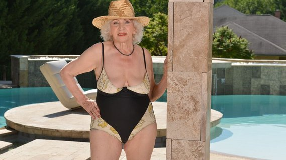 Norma B in 80 Years Old, Still a Diva. Check out Norma B in 80 Years Old, Still a Diva on FRPRN.com
