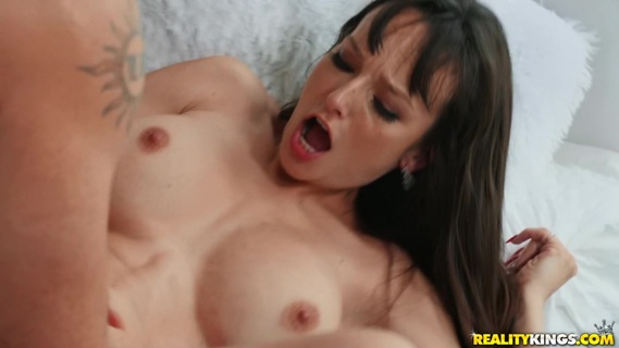 Lexi Luna with big breasts takes off sexy outfit for sex. Check out Lexi Luna with big breasts takes off sexy outfit for sex on FRPRN.com