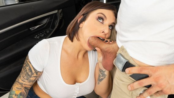 Gung-ho man fucks big-boobied Ivy Lebelle. Check out Gung-ho man fucks big-boobied Ivy Lebelle on FRPRN.com
