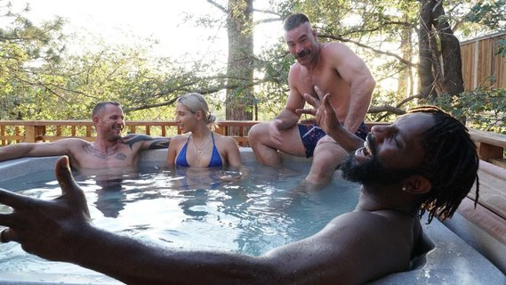 Abella Danger gives carnal delight to two foresters. Check out Abella Danger gives carnal delight to two foresters on FRPRN.com