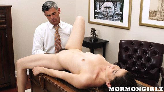 Babe Melody rubs hairy muff under pastor's control. Check out Babe Melody rubs hairy muff under pastor's control on FRPRN.com