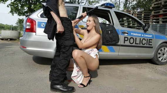 Long-legged Stacy Cruz makes a sex deal with a cop. Check out Long-legged Stacy Cruz makes a sex deal with a cop on FRPRN.com