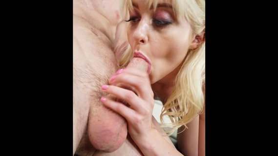 Blonde Chloe Cherry becomes horny and deals with penis. Check out Blonde Chloe Cherry becomes horny and deals with penis on FRPRN.com