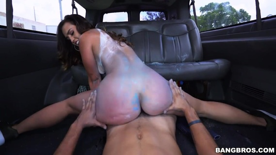 Hot Kelsi Monroe with sexy body-art enjoys cock-riding. Check out Hot Kelsi Monroe with sexy body-art enjoys cock-riding on FRPRN.com