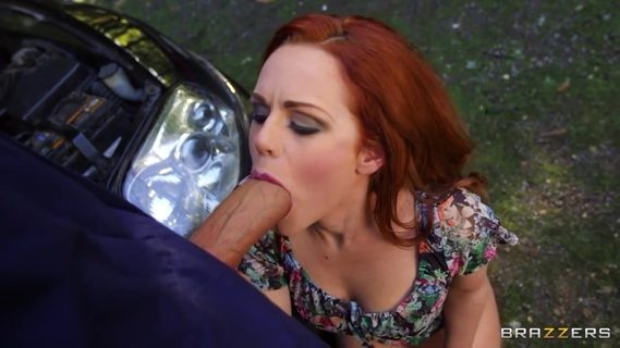 Red-haired pierced Ella Hughes gets buttfucked outdoors. Check out Red-haired pierced Ella Hughes gets buttfucked outdoors on FRPRN.com