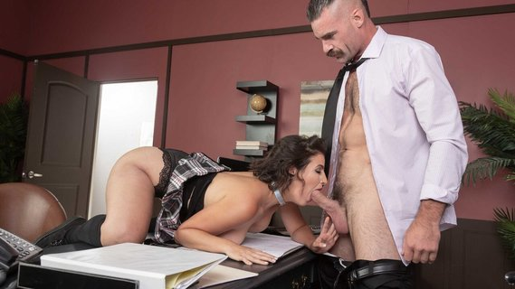 Exotic student Antonella is fucked by a school counselor. Check out Exotic student Antonella is fucked by a school counselor on FRPRN.com