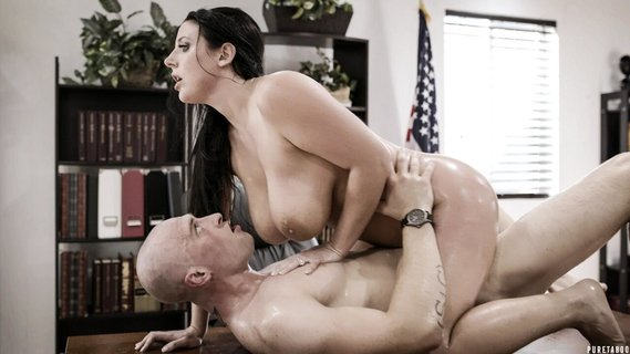 Future congressman makes swanky Angela White spread legs. Check out Future congressman makes swanky Angela White spread legs on FRPRN.com