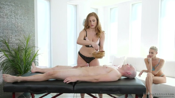 Client has sex with Emma Hix and Skylar Snow in parlor. Check out Client has sex with Emma Hix and Skylar Snow in parlor on FRPRN.com