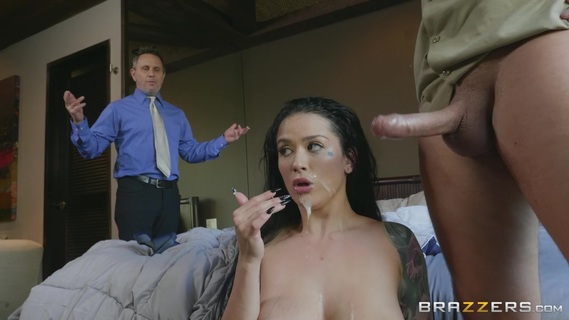 Husband always works and hottie Katrina Jade cheats on him. Check out Husband always works and hottie Katrina Jade cheats on him on FRPRN.com