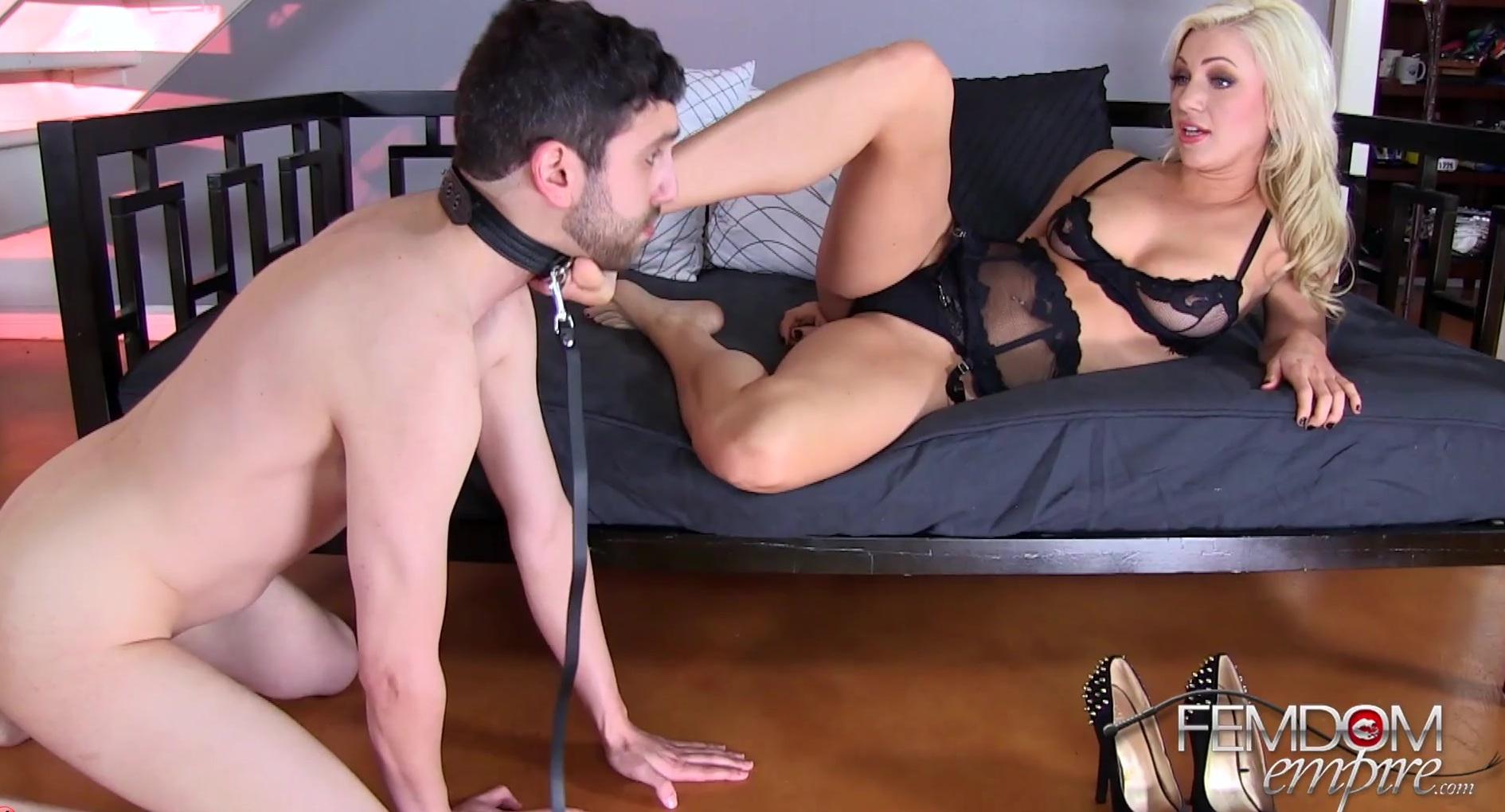 Видео секса госпожи жирной и раба