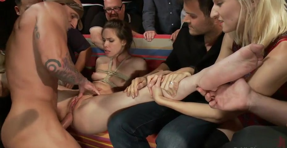 Порно видео ночная съемка