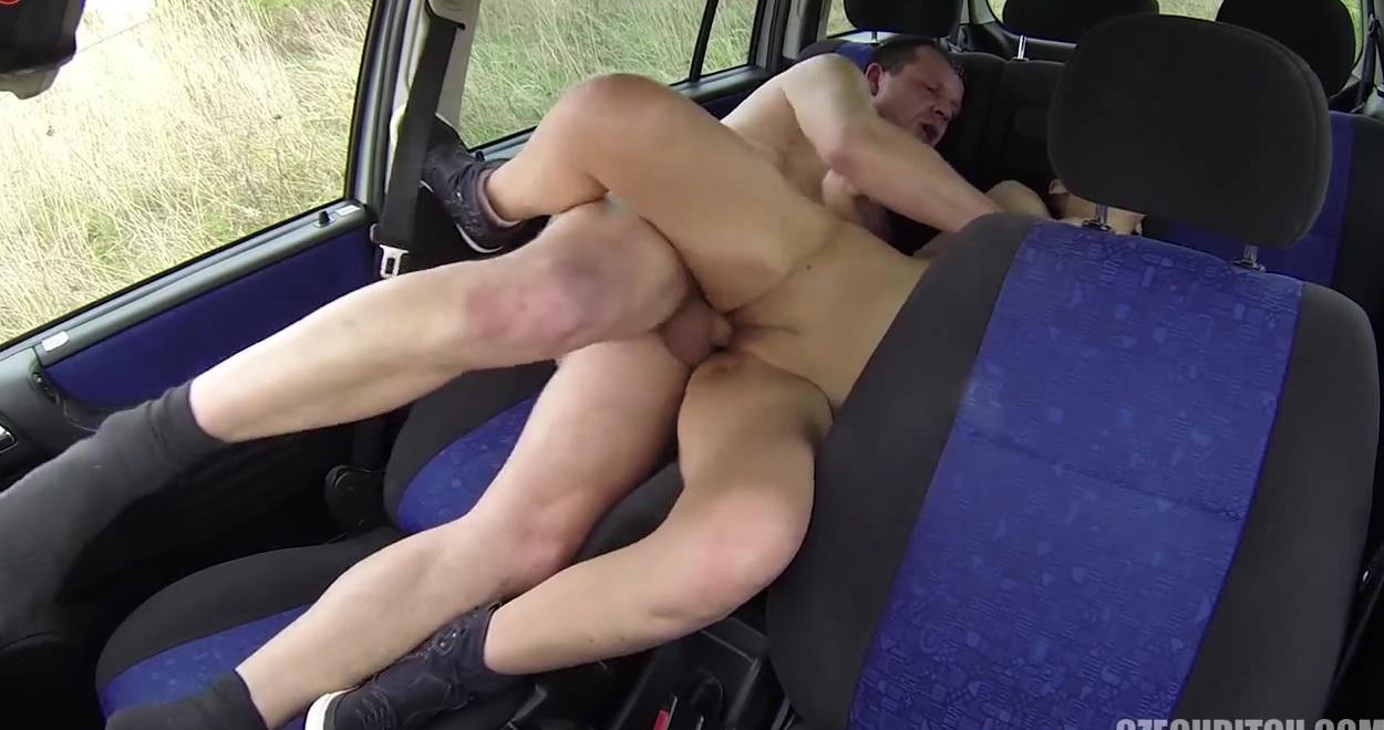 фото трах на переднем сиденье машины