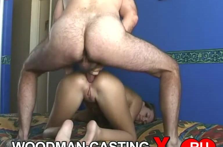 порно видео анальный кастинг чешский