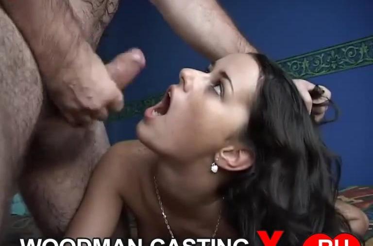 порно русский кастинг жестко в рот