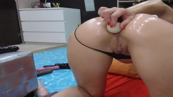 A young sexy girl pushes balls for billiards and beads in the ass. The World's Best Free Amateur Porn Tube. The Largest Community with Real People Attended in Homemade Porn. Copyright © 2006-2019 HClips. All rights reserved.
