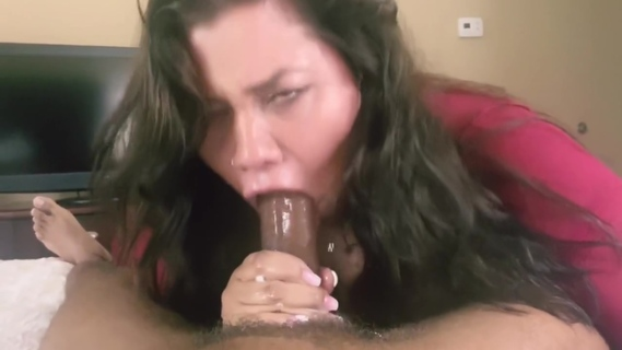 HOT LATINA BBW BREANA KHALO SUCKS BBC FOR THE FIRST TIME AMAZING!!!. Breana Khalo,Plumper Pass