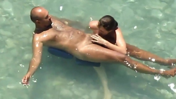 Porn At The Sea