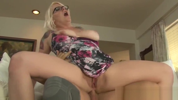 Cougar assfucked hard by daughters boyfriend. Missy Monroe