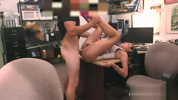Big boobs amateur latin chick banged at the pawnshop. Zoe Clark