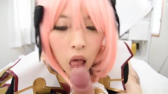 Cute Cosplay Porn