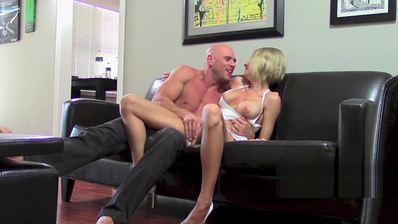 PornStar Booty Calls!! Riley Evans Booty Call with Johnny Sins. Kissa Sins,Johnny Sins,Riley Evans