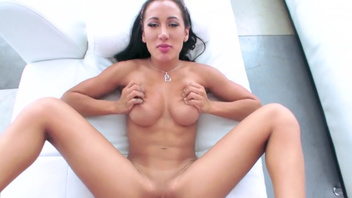 Curvy ass angel Amia Miley fucks with her client for money in a POV video. Curvy ass angel Amia Miley fucks with her client for money in a POV video