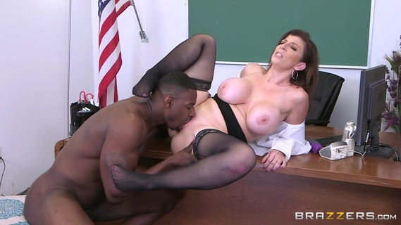 Mature with huge tits takes black monster inside her fat cunt. Mature with huge tits takes black monster inside her fat cunt