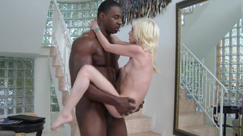 Piper Perri amazes a black hunk with a top blowjob and a nice cock riding. Piper Perri amazes a black hunk with a top blowjob and a nice cock riding