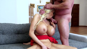 Superb scenes of dirty cock sucking along voluptuous Sandra Star. Superb scenes of dirty cock sucking along voluptuous Sandra Star
