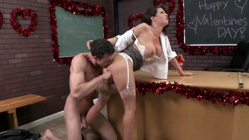 Perfect classroom hardcore sex with busty teacher, Veronica Avluv. Perfect classroom hardcore sex with busty teacher, Veronica Avluv