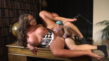 Thrashing voluptuous Emma Butt's delightful fuck hole. Thrashing voluptuous Emma Butt's delightful fuck hole