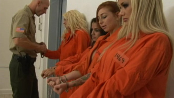 Sexy inmate Shyla Stylez gives delightful fellatio pleasures. Sexy inmate Shyla Stylez gives delightful fellatio pleasures