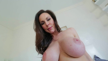 Kendra Lust is showing her big boobs and fucks with a lover. Kendra Lust is showing her big boobs and fucks with a lover