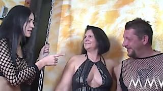 Немецкое Порно Зрелых Женщин Групповое