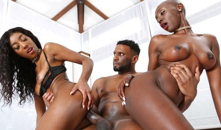 Черные Лесби Порно Видео