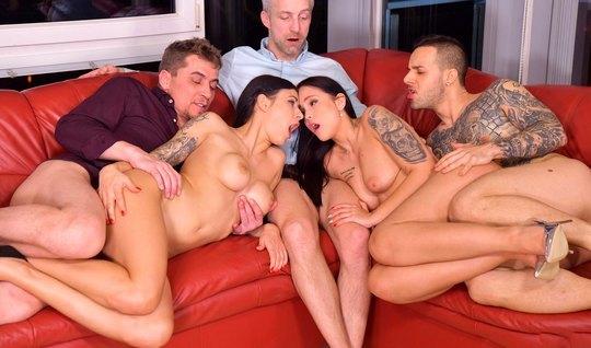 Семейный Секс Порно Оргии
