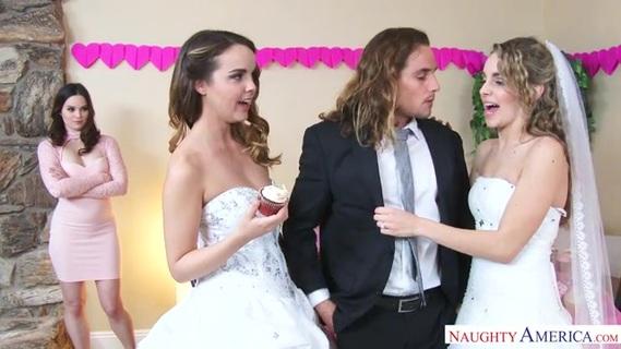 Невинная Невеста Фото Порно Видео