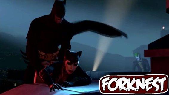Порно Фильм Бэтмен Смотреть