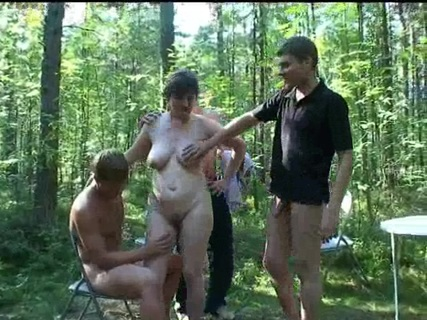 Порно пикник фото