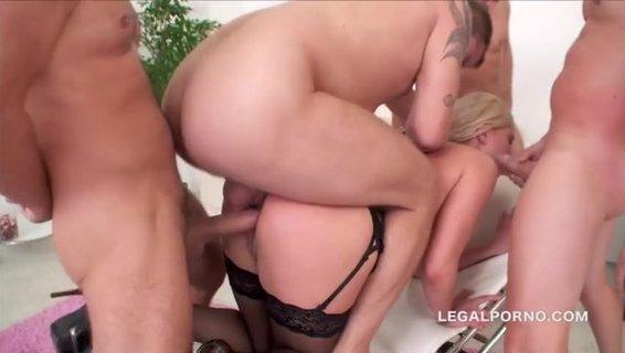 Порно нарезка двойного проникновения — pic 10