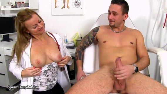 Сперма с урологом секс — 11