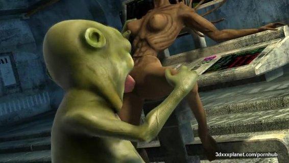 Порно Мульты С Пришельцами